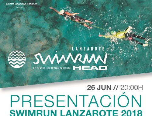 Presentation Swimrun Lanzarote 2018